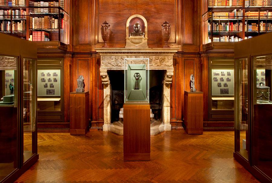North Room | History of the Morgan | The Morgan Library & Museum