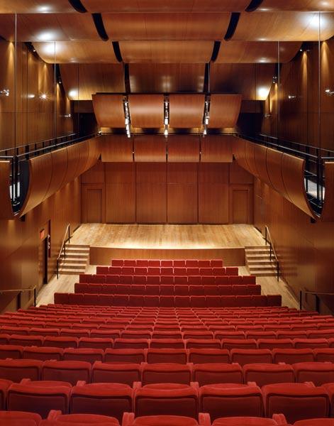 Photo of Gilder Lehrman Hall
