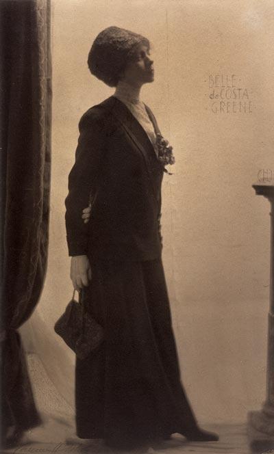 Belle Da Costa Greene History Of The Morgan The Morgan