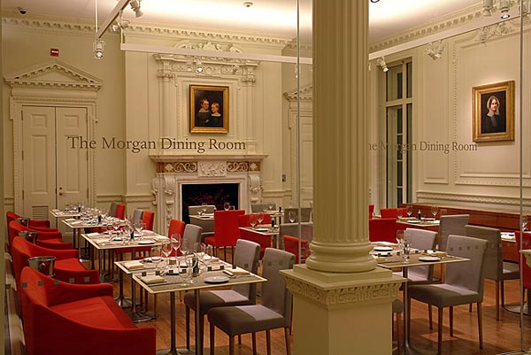 Photo of Morgan Dining Room