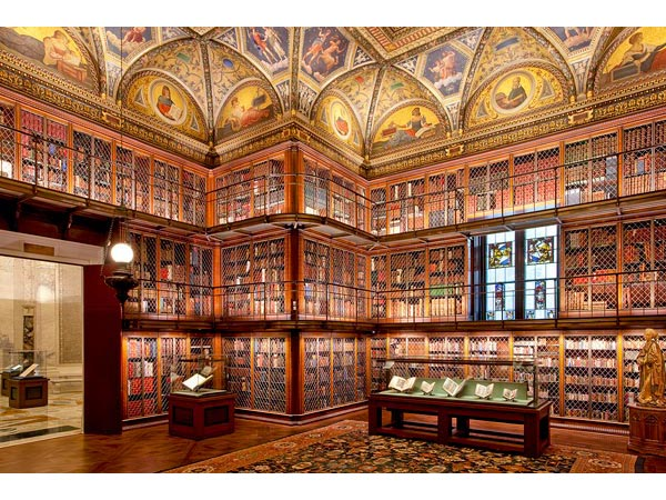 The East Room. The Original Library