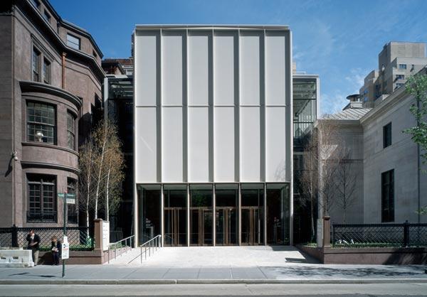 Photo of Madison Avenue entrance
