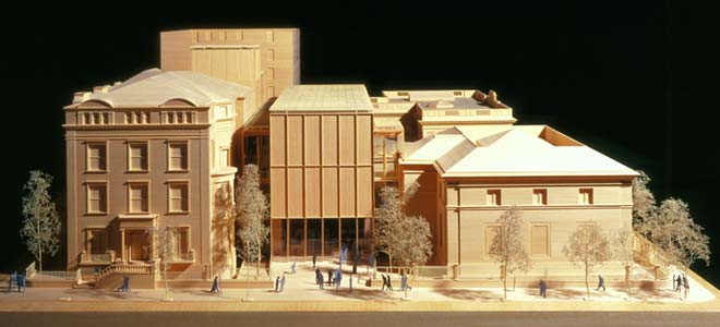 2006 The Renzo Piano Expansion And Renovation History