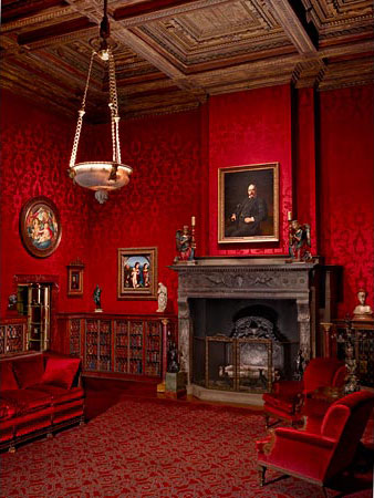 The West Room Pierpont Morgan S 1906 Library The