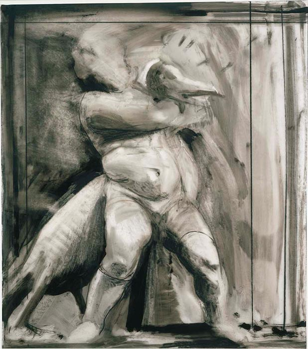 Jim Dine: Drawing with Light | The Morgan Library & Museum
