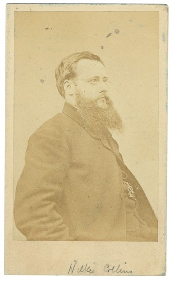 Wilkie Collins 1861 (MA 11470)