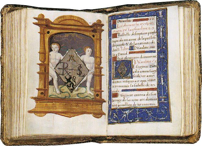 Psalter of Anne Boleyn
