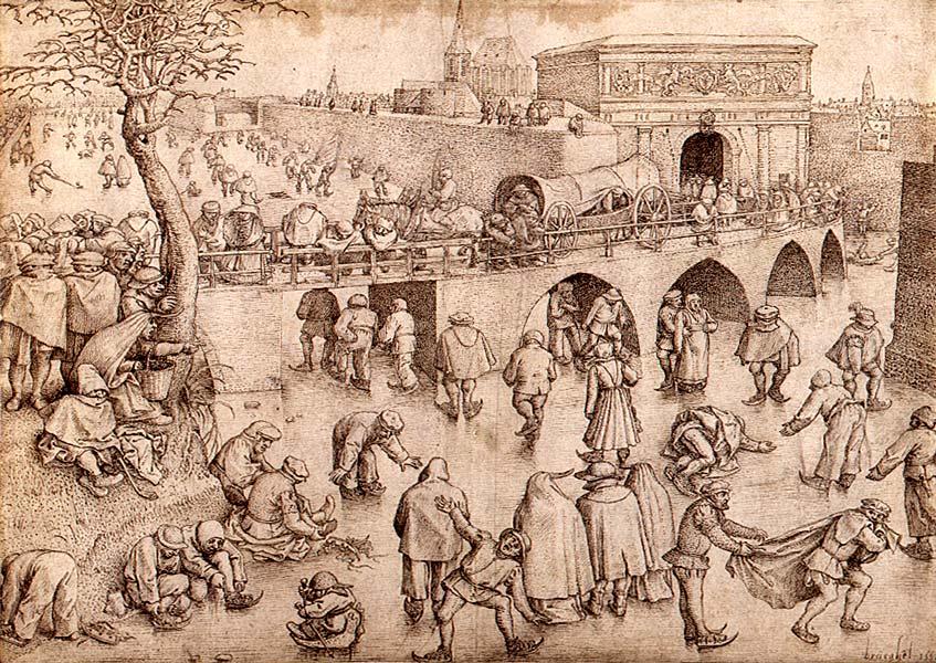 Image of Breugel drawing