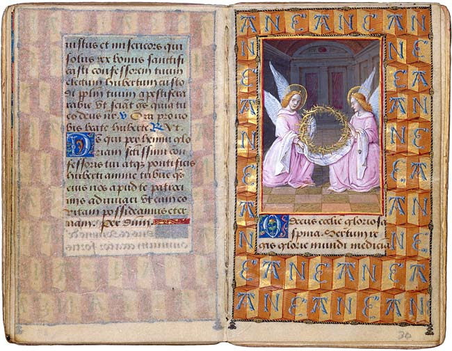 Image of Prayer Book of Anne Bretagne