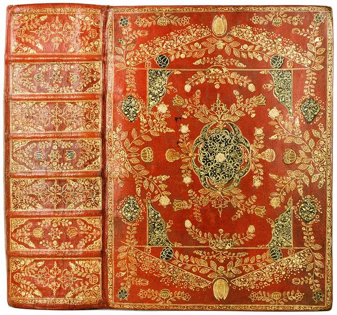 Image of Bartlett binding