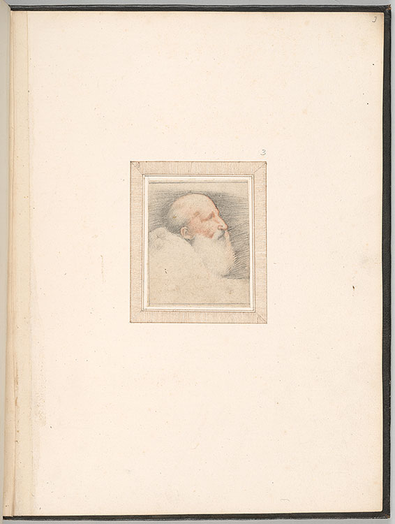 Lavinia Fontana   Portrait of an Old Man with a Beard ...
