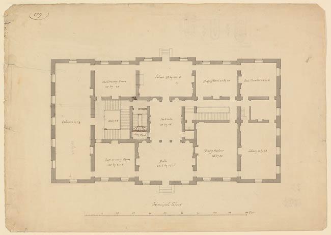 Joseph Bonomi Principal Floor Plan Drawings Online