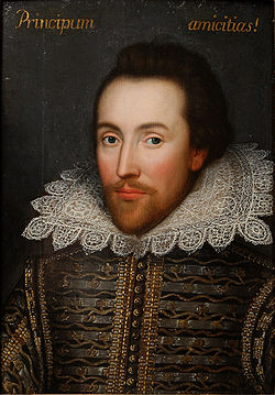 Image of The Cobbe Portrait of William Shakespeare