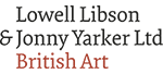 Lowell Libson & Jonny Yarker Ltd Bristish art logo