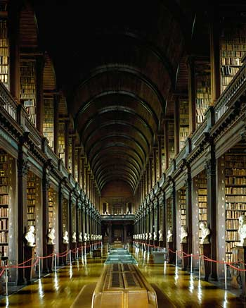 Photograph of Biblioteca del Trinity College
