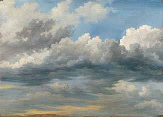 Image of Clouds Study