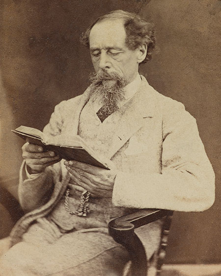 Secured Cards >> Charles Dickens and the Spirit of Christmas | The Morgan Library & Museum