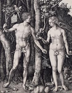 Image of Adam and Eve