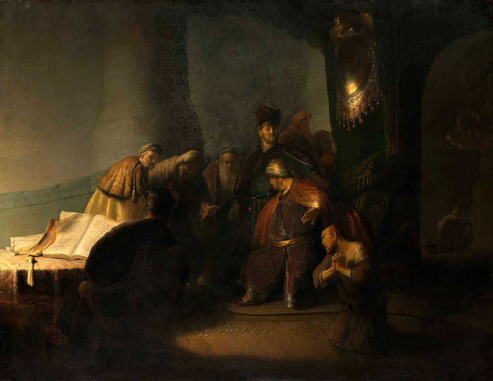 Rembrandt�s First Masterpiece