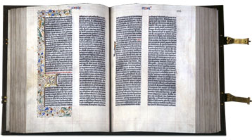 Image of Biblia Latina
