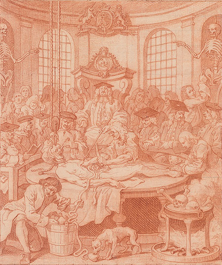 Hogarth Cruelty And Humor The Morgan Library Museum