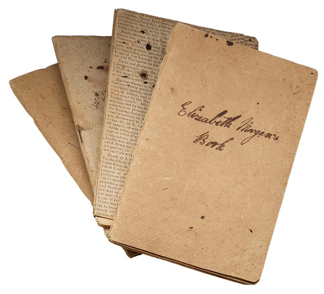 Diaries of Elizabeth Eastman Morgan