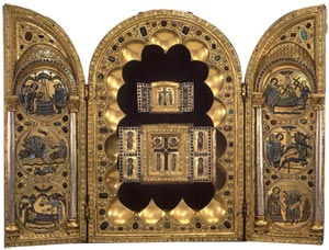 Image of Stavelot Triptych