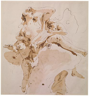 Image of Tiepolo drawing