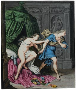 Image of Joseph and Potiphar's Wife