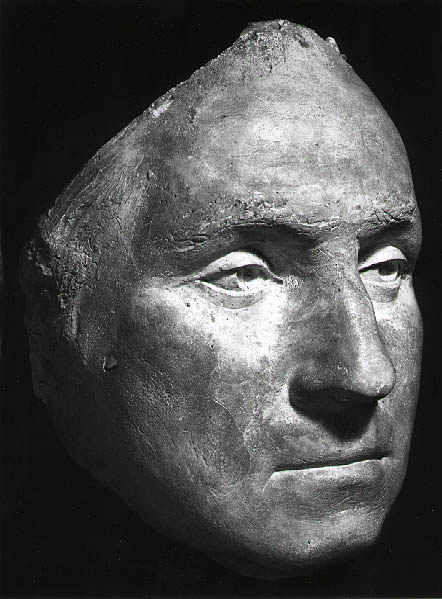 Life Mask of George Washington