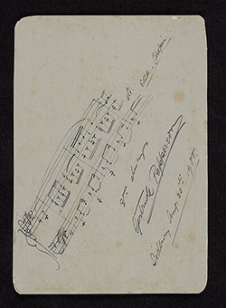 Chopin, Frédéric | Etudes, piano, op  10  No  3 (Album leaf