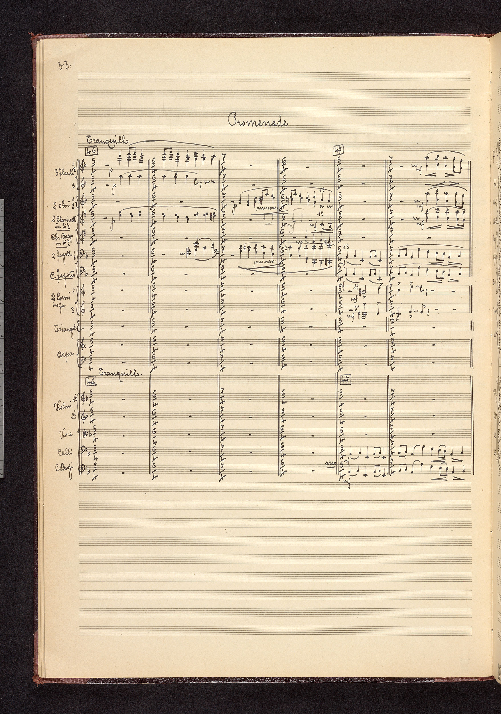 32c408f5acf7 Mussorgsky, Modest Petrovich   Kartinki s vystavki  arr.   Promenade ...