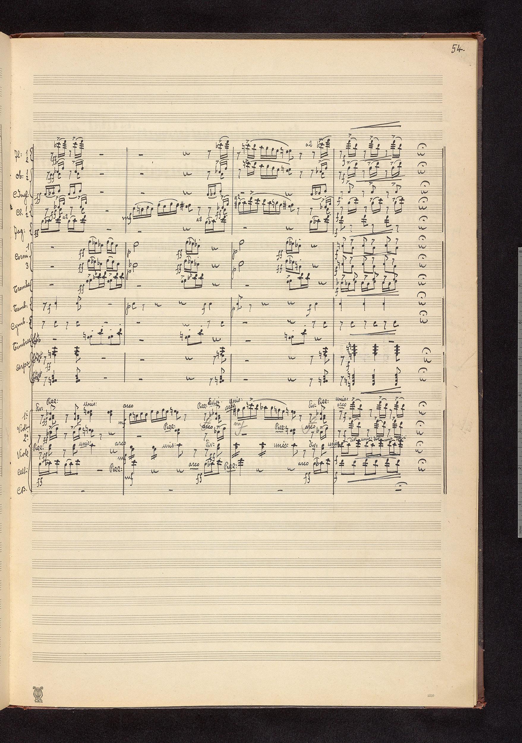 98cadac40573 Mussorgsky, Modest Petrovich   Kartinki s vystavki  arr.   7 ...