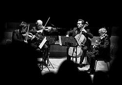 Silesian String Quartet. Image curtsey of Arts Managements Group