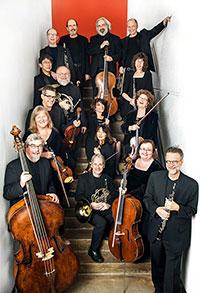 St. Luke's Chamber Ensemble. Photography by Matt Dine.