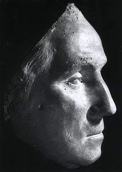 Image of George Washington lifemask