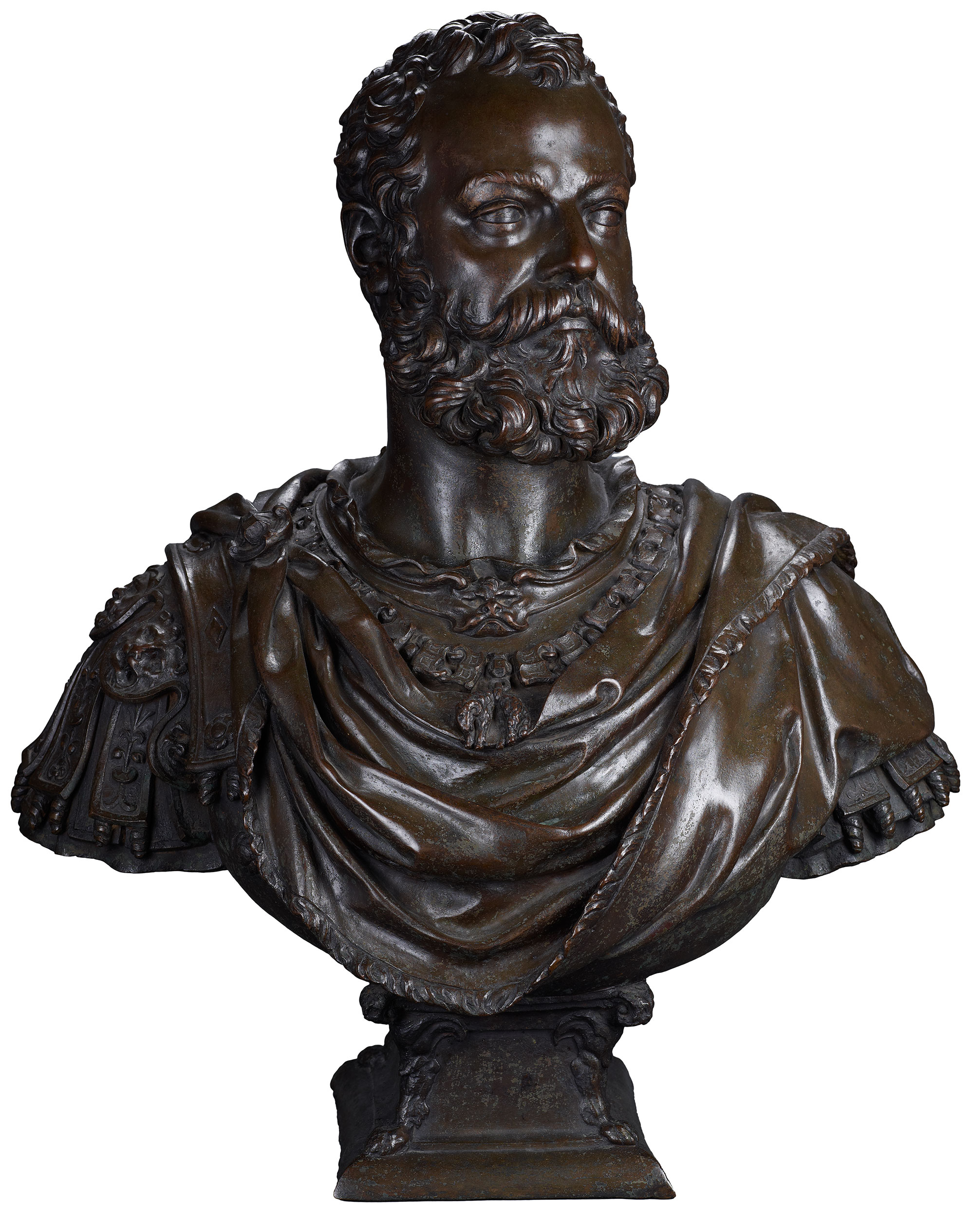 Bust of Alfonso II d'Avalos