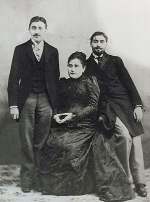 Phot of Proust