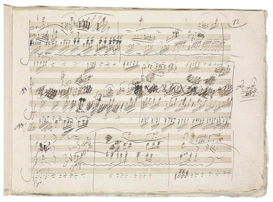 the life of ludwig van beethoven and the movements of his first symphony Beethoven's great love of nature, the delight in strolling through the woods of heilllingenstadt, the fact that he always found his equilibrium in the heart of nature, all these led to the creation of his sixth symphony.
