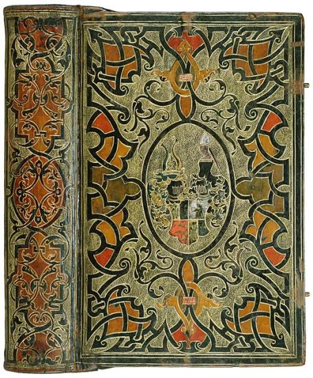 Image of Parisian Greek-Style Binding for Marcus Fugger