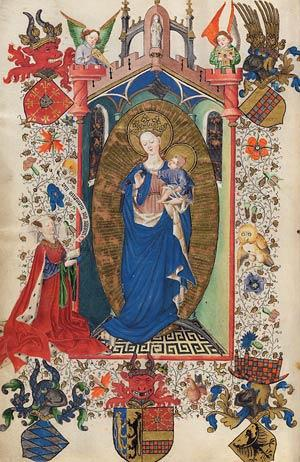 The Hours Of Catherine Of Cleves The Morgan Library