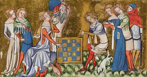 Illuminating Fashion Dress In The Art Of Medieval France And The Netherlands The Morgan
