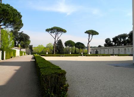 Villa Medici the villa medici city of the soul rome and the romantics the