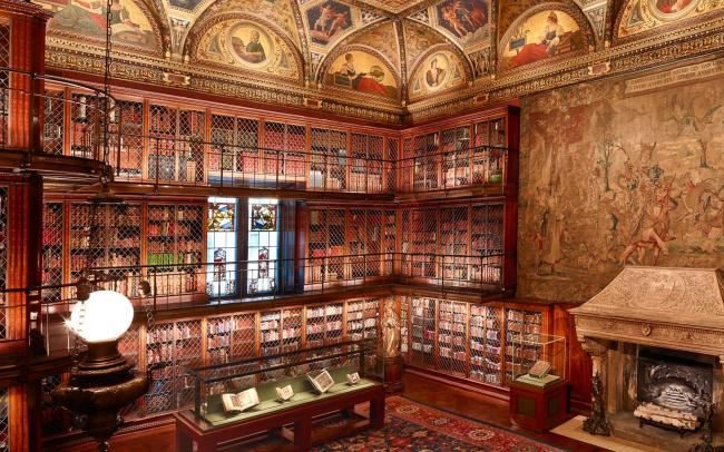 Image result for Morgan Library & Museum