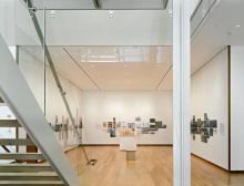 Photo of Gilder Lehrman Hall lobby