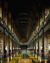 Photograph of Biblioteca del Trinity College