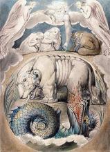 Image of Behemoth and Leviathan
