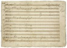 Image of Symphony in D Major