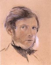 Image John Ruskin Self-Portrait