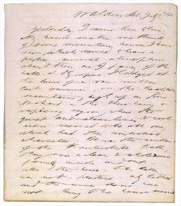 george milton diary entry